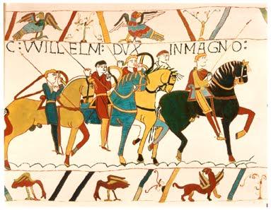 ノルマンディー公ウィリアムのタペストリー