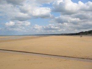 連合軍が上陸したことで有名なOmaha Beach。これは暗号名でしたが、今ではその名前で呼ばれています。