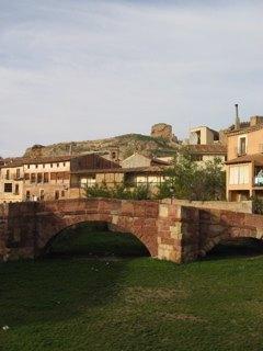 ローマ時代の橋。