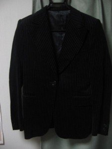 高校時代に買って大事に使っていたトラコンのジャケット。