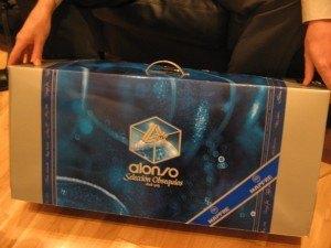 大きい箱です!