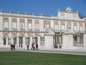 アランフェスの宮殿