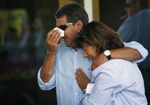 遺族の悲しみは深く・・・
