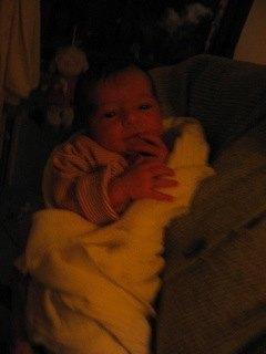 生後4日の赤ちゃんBlanca