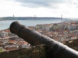城塞からの眺めは最高でした!