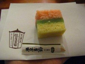 目にも舌にも嬉しい京都のお菓子★