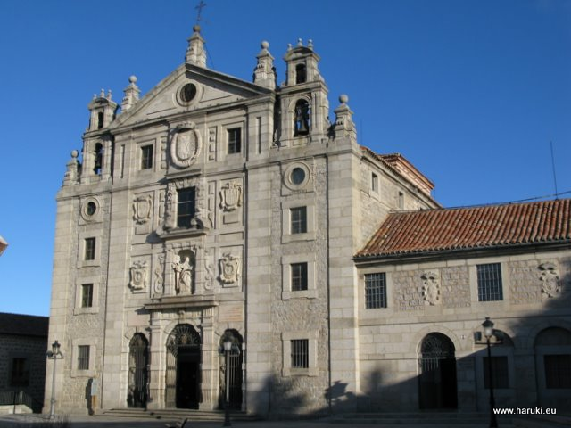 聖テレサ修道院(Convento de Santa Teresa)