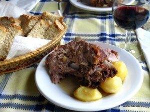 お肉は本当に柔らかかったです。夫はこれを3皿ペロリ!
