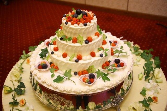 ケーキ。サイズは小さめ、味重視です。