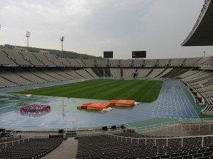 オリンピック・スタジアム。