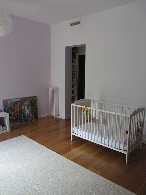 ようやく形になった子供部屋。