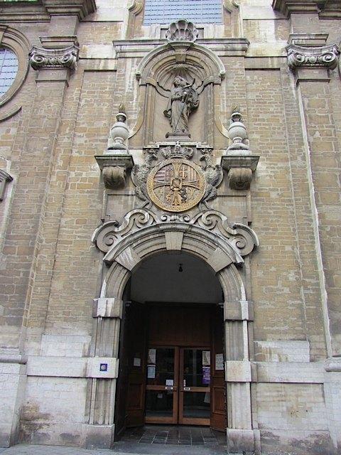 Notre Dame du Bon Secourという教会にも・・・