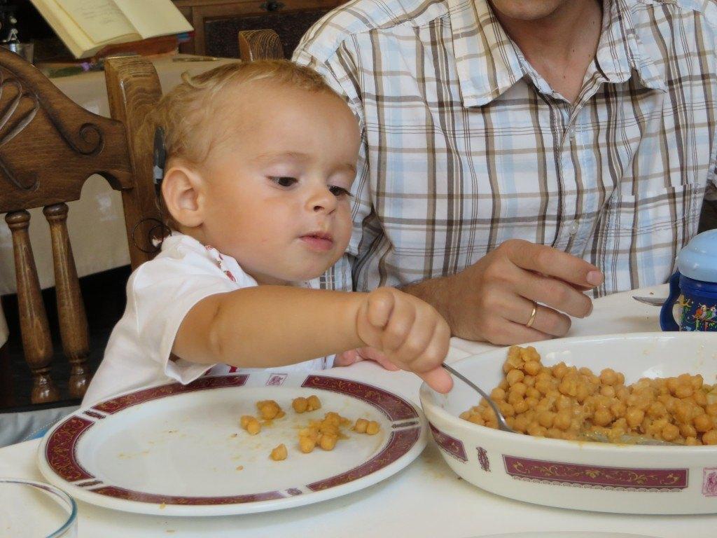 普段は小食なハイメも、この時はかなりしっかり食べていました。