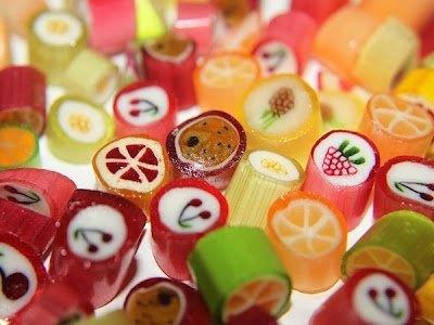 Papabubbleのキャンディー。色々な種類があります。