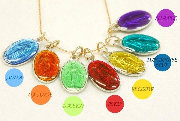 こんなに色々な色があります。なんと、楽天で販売しているのを発見です。http://item.rakuten.co.jp/heliosholding/color-medai/